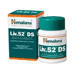 Himalaya LIV 52 DS TABLETS 60tabs
