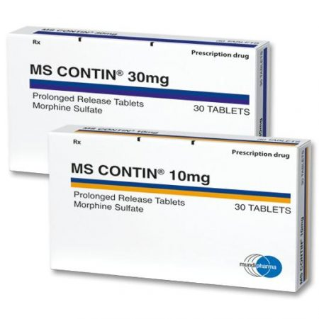 MS Contin 30mg